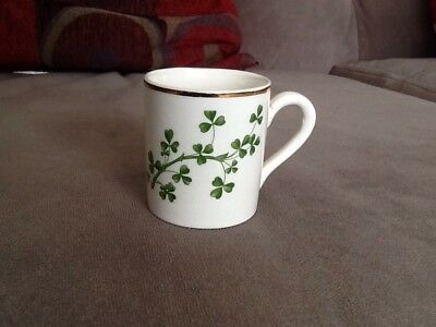 Irish Cup Made In Ireland By Arklow Pottery