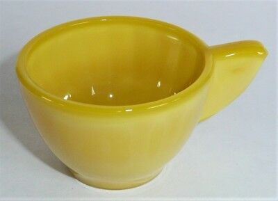 Akro Agate Small Interior Panel Yellow Cup ~ Child Tea Set~ Several Available