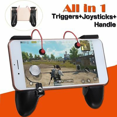 Legend Gamepad Trigger Game Controller Joystick Shooter 3in1 Android Mobile PUBG