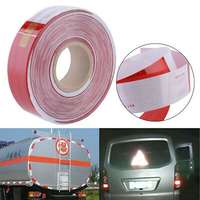 """1 Roll 2""""x150' DOT-C2 Reflective Conspicuity Tape Truck Trailer Safety Sticker"""