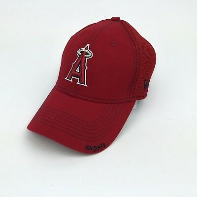 be7d80804cd CALIFORNIA ANGELS NEW Era MLB 39THIRTY Vintage Team Classic Flex Fit ...