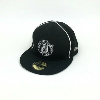 Manchester United English Premier League New Era 59FIFTY Fitted Hat 7-1 8 6c28b4bcc305
