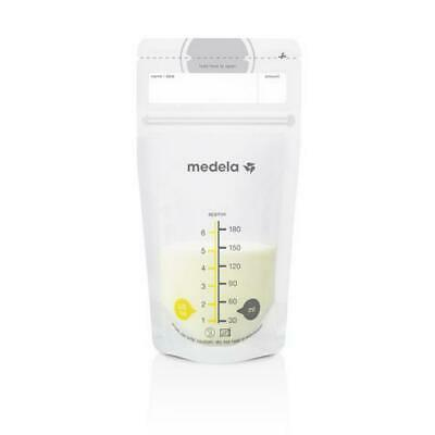Medela Breast Milk Storage Bags, 50 Pack - 180mL Free Shipping!