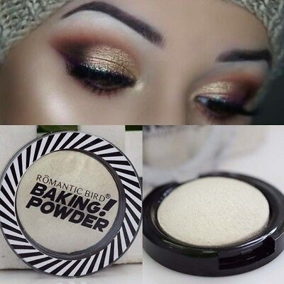 Face Makeup Glow Kit Make Up Shimmer Powder Facial Bronzer Contour Cosmetic