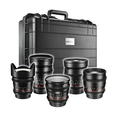Walimex pro Vcsc Aps-C Set Mft by Digital Photographs