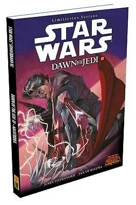 Star Wars Comic Dawn Of The Jedi III - Limitiertes Variantcover - Jedi-Con 2014