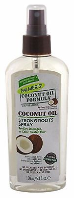 Palmer's Coconut Oil Formula Strong Roots Spray (150ml) For Dry, Damaged Hair