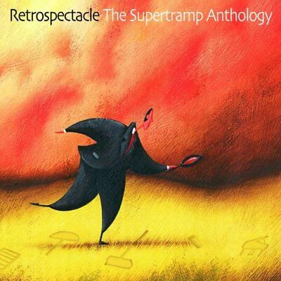 Supertramp-Retrospectacle - The Supertramp Anthology (UK IMPORT) CD NEW