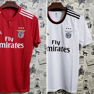 def90ded 18/19 BENFICA HOME/AWAY Soccer Shirt Football Jersey ALL SIZE:S M L ...