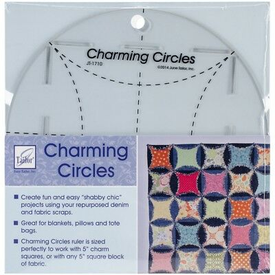June Tailor Charming Circles Ruler