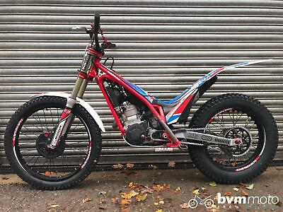 Gas Gas TXT Pro 300 2017 Trials Bike