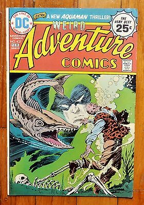 DC Adventure Comics Vol. 41 No. 437 (Jan, Feb '75) The Human Bombs & The Spectre