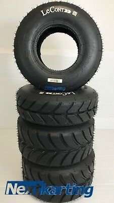 Le Cont All Weather Bambino Kart Tyre Set