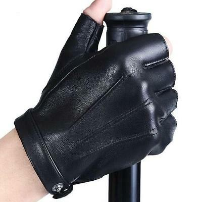 Women's Fingerless Gloves Motorcycle Cycling Bike Bicycle Outdoor Driving Gloves
