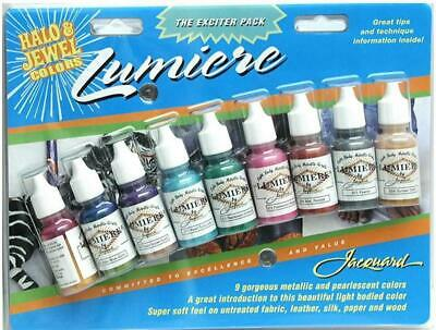 Exciter Pack Lumiere - Halo & Jewel - Jacquard Free Shipping!