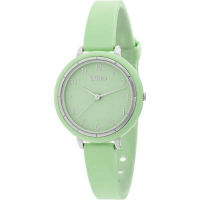 Orologio Donna LIU JO Luxury SPORTY TLJ1263 Silicone Verde NEW