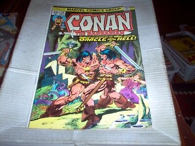 Conan The Barbarian # 54 J. Buscema Art Oracle Of Ophir Issue Look Vf-