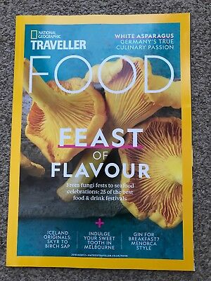 Nationalgeographic Traveller Food Magazine Issue 2 Feast Or Flavour