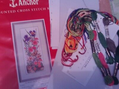 Anchor Kit Called Flowers From My Garden