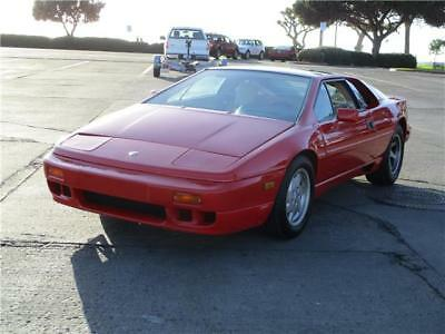 1988 Esprit -- 1988 Lotus Esprit 2 owner vehicle great runner great project no reserve