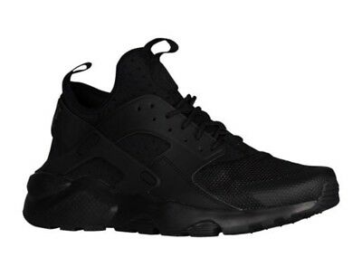 8331132caa17 NIKE AIR HUARACHE RUN ULTRA - MEN S Black US 9.5 -  90.00