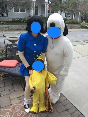 Peanut Gang Family Halloween Costumes