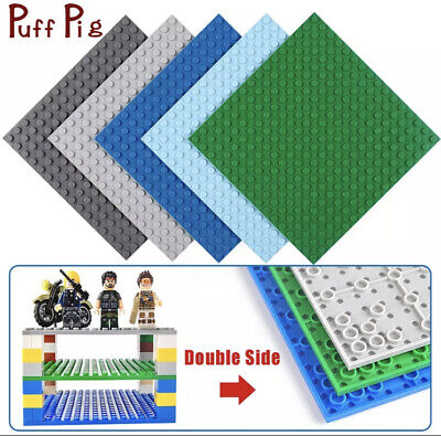 5 colors 16*16 dots base plate double-sided base plate brick Board