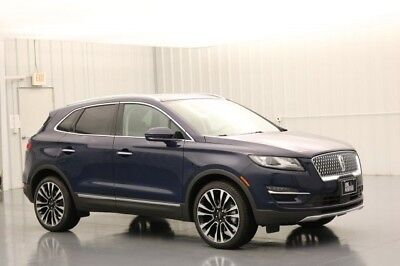 2019 Lincoln MKC RESERVE AWD 2.3 TURBOCHARGED AUTOMATIC ALL WHEEL DRIVE SUV BRIDGE OF WEIR DEEPSOFT LEATHER HEATED COOLED SEATS SECOND ROW RECLINE SEAT