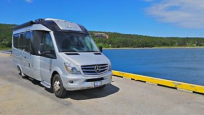 2018 Leisure Travel Van LTV SERENITY LIKE NEW on Mercedes Benz Sprinter Chassis