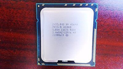 Intel Xeon X5690 3.46GHz SLBVX 12MB 6-Core LGA1366 Processor CPU US SELLER -SHIP