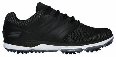 Skechers Mens GO Golf Pro 4-Honors Golf Shoes 54536 BKW Black/White New