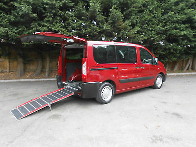 2011 Peugeot Expert 1.6HDi Comfort Wheelchair Accessible Vehicle.