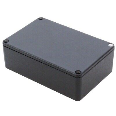 Hammond 1590B3BK Diecast Enclosure 116 x 77 x 38 Black