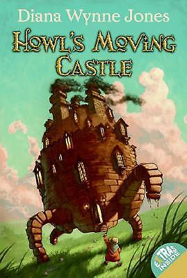 Howl's Moving Castle by Diana Wynne Jones Book | NEW Free Post AU
