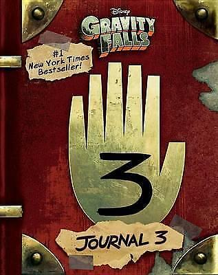 Gravity Falls: Journal 3 by Rob Renzetti Book NEW & Free Post AU