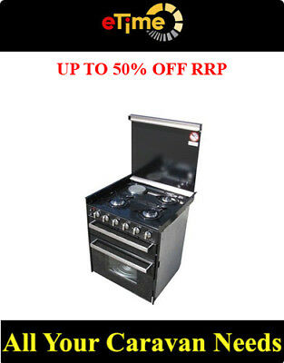 Up To 50% Off Rrp Dometic 3+1 Grill + Oven Refurbished