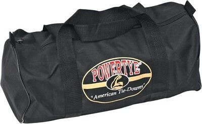 Powertye Tie-Down Duffle Bag Black (45022)