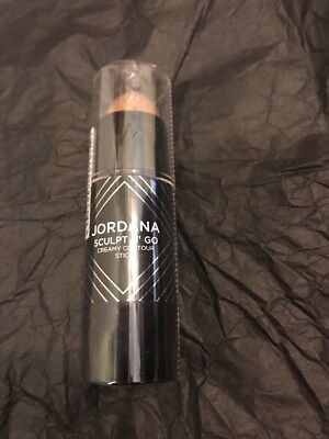 JORDANA Sculpt N Go Creamy Contour Stick - Light