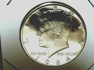 1964  Kennedy *proof* 90% Silver Half Dollar    Item #23