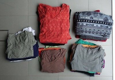 Bundle Of Metalicus Clothes, Size 12  / One Size, 25 Items