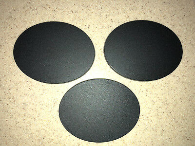 Warhammer 40000 40k Age of Sigmar 120mm x 92mm Oval Bases x3     *32518*