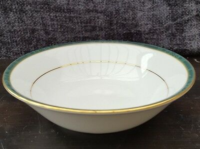 Boots Fine China Hanover Green  Cereal Bowl x 1