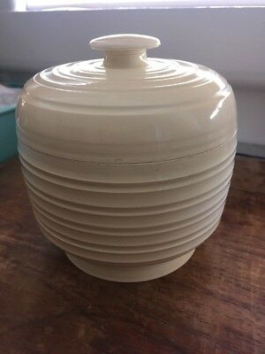 Vintage Bakelite Trinkets Container by National