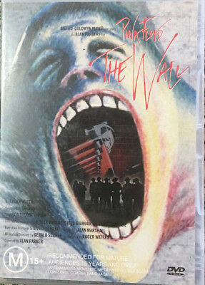 Pink Floyd  The Wall  Dvd