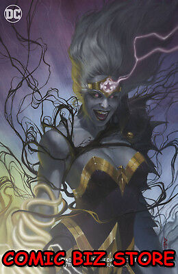 Wonder Woman Justice League Dark Witching Hour #1 (2018) 1St Print Variant Cover