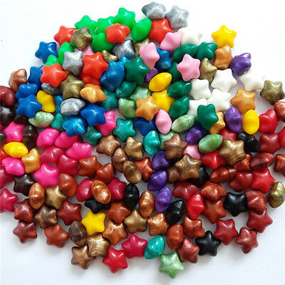 100pcs Retro Multicolor Sealing Wax Beads Stamps DIY Envelope Invitation Cards