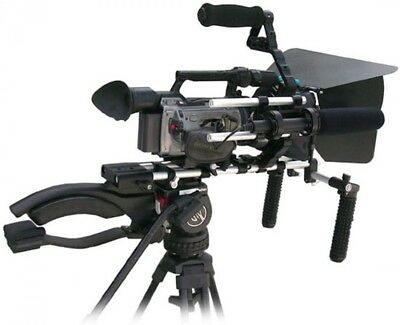 PROAIM DSLR  Shoulder Rig, Follow Focus, Matte Box, Accessories & Carry Case