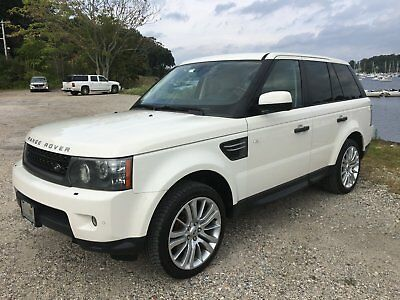 2010 Land Rover Range Rover HSE LUX Land Rover Range Rover Sport HSE LUX