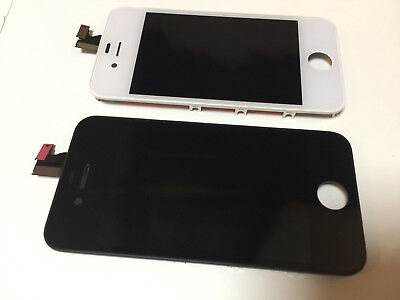 NEW ORIGINAL iPHONE 4S LCD TOUCH SCREEN DIGITIZER DISPLAY ASSEMBLY Black White