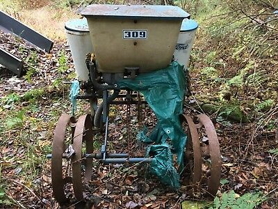Ford 309 Two Row Corn Planter